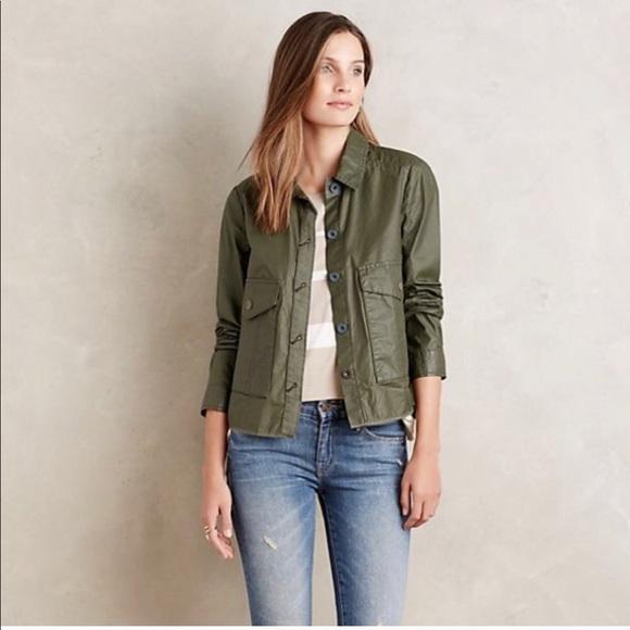 Anthropologie Jackets & Blazers - Anthropologie Hei Hei Utility Jacket